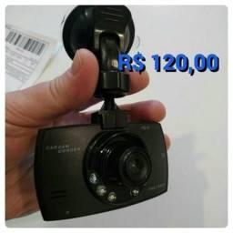 Câmera veicular gravador de condução nova na caixa