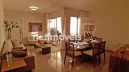 Apartamento à venda com 4 dormitórios em Santo antônio, Belo horizonte cod:752749