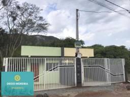 Casa nova á venda para financiamento bancário em terra preta