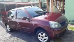 Clio Sedan 1.0 Privilege Única Dona - 2008