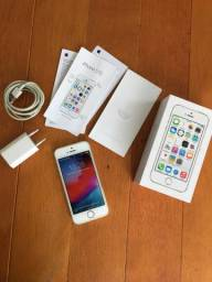 IPhone 5s 16gb 100% funcional Dourado [leia O Anúncio]