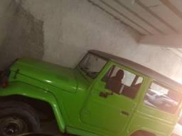 Jeep bandeirantes curto 4x4 1976