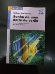 Livro Sonho de uma noite de verão