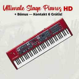 Ultimate Stage Pianos - Kontakt