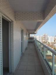 Apartamento com 3 dormitórios para alugar, 131 m² por R$ 3.500,00/mês - Vila Guilhermina -