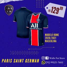 Camisa Masculina PSG 2020