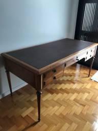Mesa escrivaninha antiga 160x80