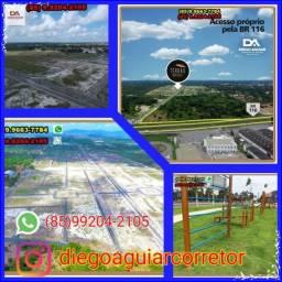 Loteamento Terras Horizonte (Bairro Planejado,Construção Liberada)!!