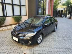 Toyota Corolla Altis 2.0 Flex 2012 / Blindado Guardian Nível 3A ( Apenas 68.000 KM )
