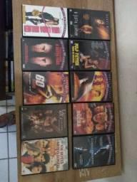 Filmes DVD Dez títulos excelente coleção