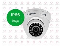 Câmera Dome IP66   Intelbrass