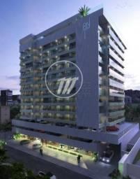 Apartamento à venda com 1 dormitórios em Cruz das almas, Maceio cod:V3291