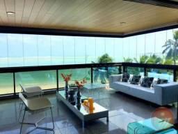 Apartamento à venda com 4 dormitórios em Ponta verde, Maceio cod:V4156