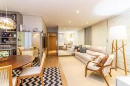 Apartamento à venda com 3 dormitórios em Ecoville, Curitiba cod:7879