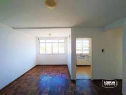 Apartamento com 2 dormitórios para alugar, 60 m² por R$ 850,00/mês - Abraão - Florianópoli