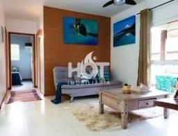 Apartamento à venda com 3 dormitórios em Lagoa da conceição, Florianópolis cod:HI1594