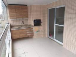 Apartamento com 2 dormitórios para alugar, 74 m² por R$ 2.600,00/mês - Canto do Forte - Pr