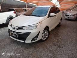 Toyota Yaris 1.5 16v Flex Sedan Xl Plus Aut 2019