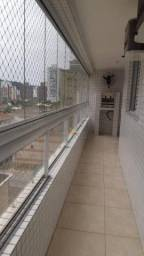 Apartamento com 2 dormitórios para alugar, 71 m² por R$ 2.500,00/mês - Canto do Forte - Pr