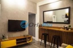 Apartamento à venda com 1 dormitórios em Copacabana, Rio de janeiro cod:VEAP10516