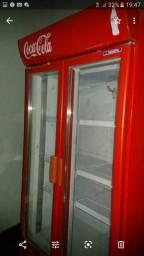 Vendo geladeira Dulpla