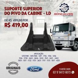 SUPORTE SUPERIOR DO PIVO DA CABINE- LD
