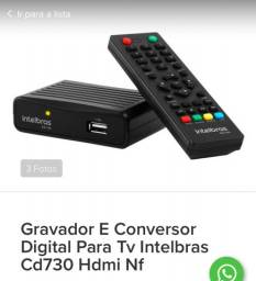 Conversor digital intelbras