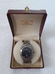 Relógio technos original na caixa (seminovo) pouquíssimo usado.