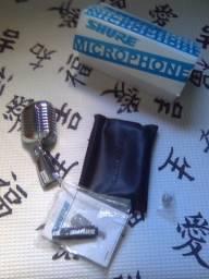 Microfone Clássico Shure SH55