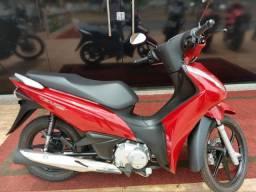 HONDA Biz 125 20/20 vermelha