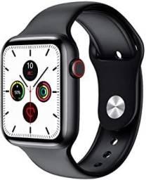 W46 SmartWatch Relógio Inteligente Temperatura Corporal Freqência Cardíaca pronta entrega