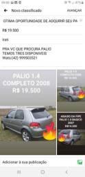 Fiat palio para todos os gostos com preço acessível
