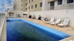Apartamento de 2 Quartos com Suíte Residencial Bem Viver