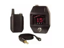 Transmissor Shure Sem Fio + Pedal E Body Pack Glxd16