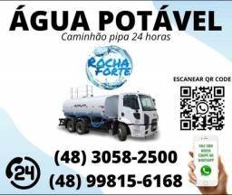 Caminhão Pipa e Água Potável