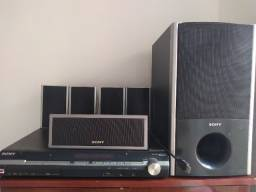 Dvd Home Theatre System DAV - DZ 275