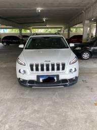 Jeep cherokee top de linha limited
