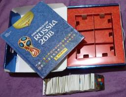 Box Premium do Album da Copa do Mundo Russia 2018