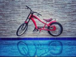 Vendo essa linda Bike tipo Shopper