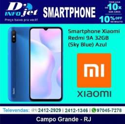 Smartphone Xiaomi Redmi 9A Dual Chip 32GB (Sky Blue) Azul - 210320