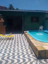 Casa na praia de Tamandaré próximo a igrejinha São Pedro.