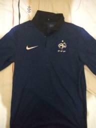 Camisa Seleção França 2011 (p)