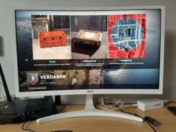 Monitor Acer 23.6 curvo