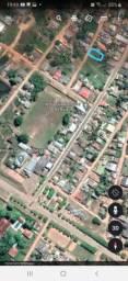 Terreno com casa construída em Bujari