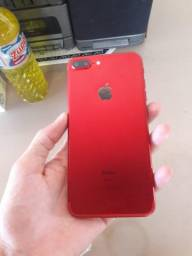 iPhone 7plus red 256g