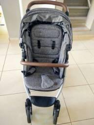 Carrinho + bebê conforto Design ABC Avito