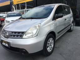 Nissan/livina s 1.6 com GNV