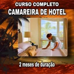 .*.*CURSO: CAMAREIRA DE HOTEL*.*.