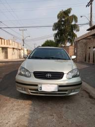 Toyota Fielder 2005/2006 - Bege - Automática - Carro Extra