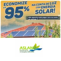 Venha economizar na sua conta de energia
